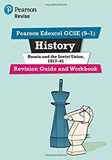 Pearson Edexcel GCSE (9-1) History Russia and the Soviet Union, 1917-41 Revision Guide and Workbook: Catch-up and revise