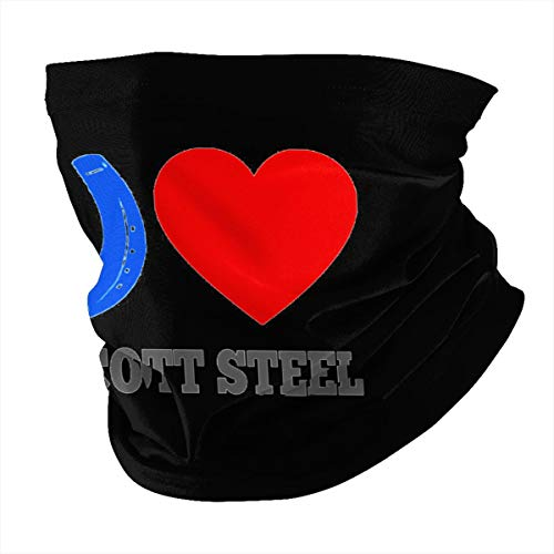 Top Wholesale Blue Horseshoe Loves Anacott Steel Multifunctional Face Cover Headwear Neck Scarf Bandana Balaclava Tube Gaiter Stretch Snood Headband