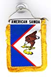 American Samoa ~ Window Hanging Flag