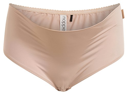 Noppies - Shorts Honolulu - Culotte Femme, Beige (Natural), FR : 46 (Taille Fabricant : 44)