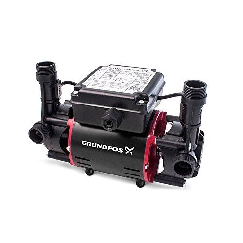 Grundfos STR2-2.0C 98950217 Twin Impeller Shower Pump