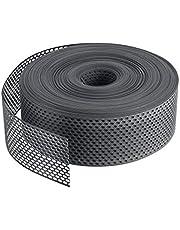 Fassadenprofile Ventilatie Band/Traufgitter PVC gerold