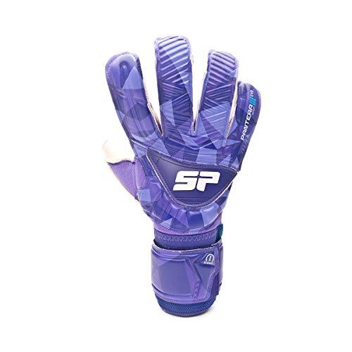 SP Fútbol Pantera Orion EVO Iconic CHR Niño, Guante de Portero, Purple, Talla 6