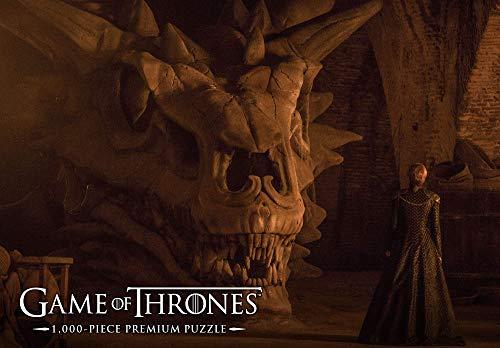 Game of Thrones Balerion the Black Dread 1,000-Piece Premium Puzzle