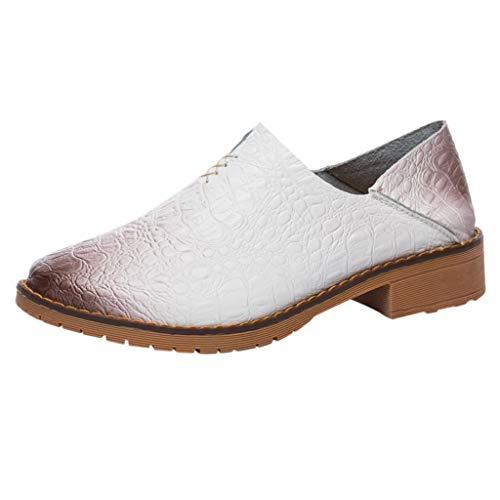 Bluestercool Chaussures Chaussures Bateau Faites à la Main Casual Shoes Slip-on Chaussures Plates Fashion Chaussures en Caoutchouc Chaussures de Ville