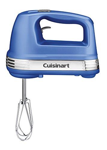 Cuisinart HM-50SM Power Advantage 5-Speed Hand Mixer, Sapphire