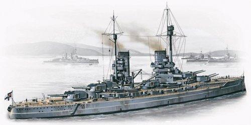 ICM S.001 - WWI German Battelship König