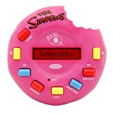 The Simpsons Twenty Questions 20 Q Electronic Trivia Game by Mattel