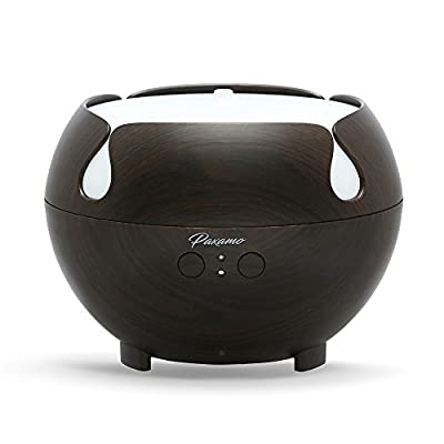 300ml Ultrasonic Oil Diffuser, Paxamo High Capacity Globe Diffuser, Premium Therapy Air Freshener
