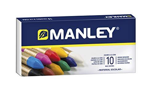 Manley 110 - Ceras, 10 unidades