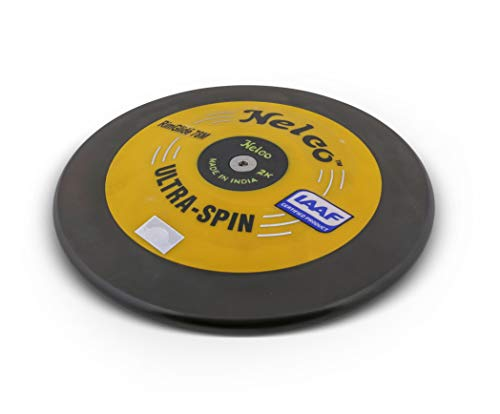 Nelco Ultra Spin Gold Competition Discus - 2.00 kg