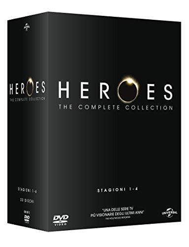 Heroes - Stagioni 1-4 (Boxset) (23 DVD) [Italia]