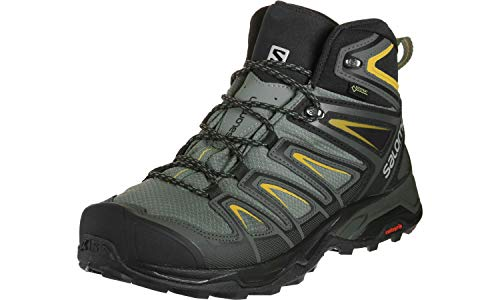 SALOMON Shoes X Ultra 3 Wide Mid GTX Gra