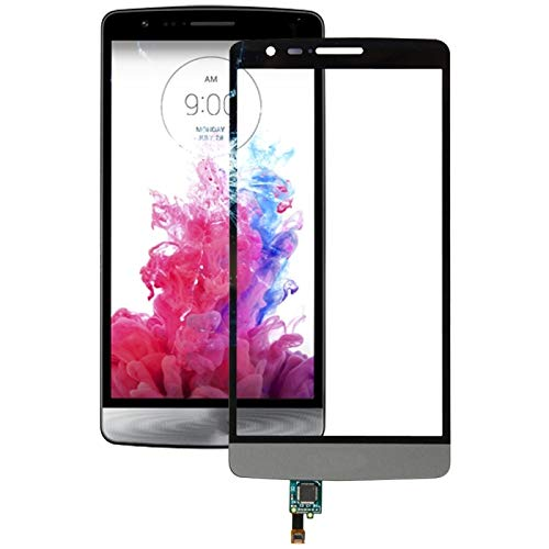Dmtrab for Panel táctil para LG G3S / D722 / G3 Mini / B0572 / T15 Accesorios para telefono Celular (Color : Grey)