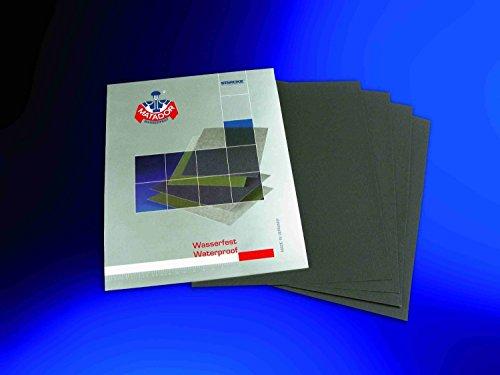 Matador Schleifpapier (SiC) wasserfest 230×280 mm 2000 STARCKE