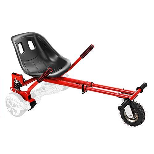 TGHY Patinete Eléctrico Kart Hoverkart Ajustable Accesorio Carrito de Karts para Scooter...