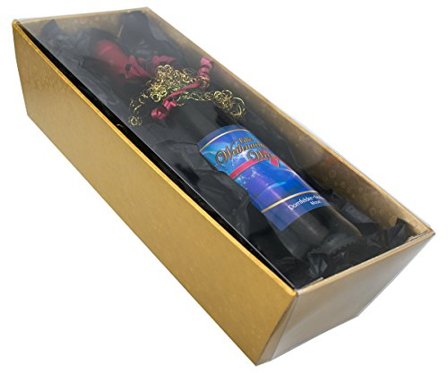 Edler Weihnachtsfest-Wein 0,75l Dornfelder Rotwein (feinherb) im Präsentkarton