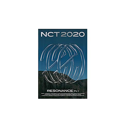 NCT 2020 Resonance pt.1 The Past Version (Incl. Random 2020 Transparent Photocard Set)