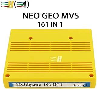 Cholyme LLC 1 Set 161 in 1 MVS Cart NEO GEO MVS Multi Cartridge Cassette Cartridge Neo Geo Jamma Multi Games 161 in 1 Multi Game Cartridge