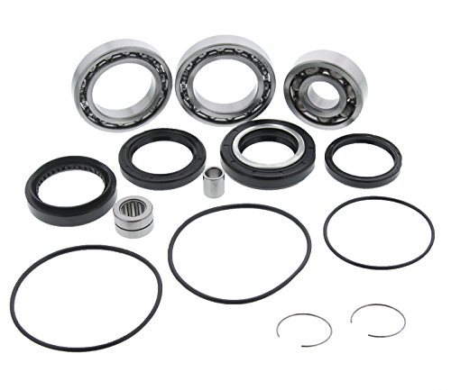Cycle ATV - Rear Differential Bearing and Seal Kit fits Honda FourTrax 300 TRX300