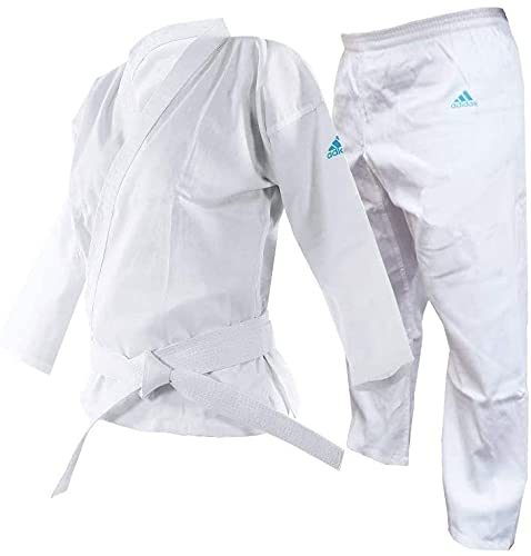 adidas Karategi Adistart Junior – Color – Blanco, Medidas – 130 cm
