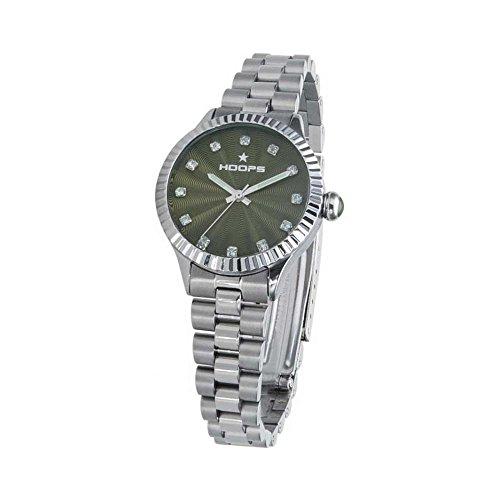 Orologio Donna Luxury Diamonds Verde 2569LD-S04 - Hoops