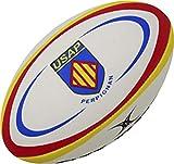 Gilbert Perpignan Stress Ballon de Rugby (Pack Of 24)