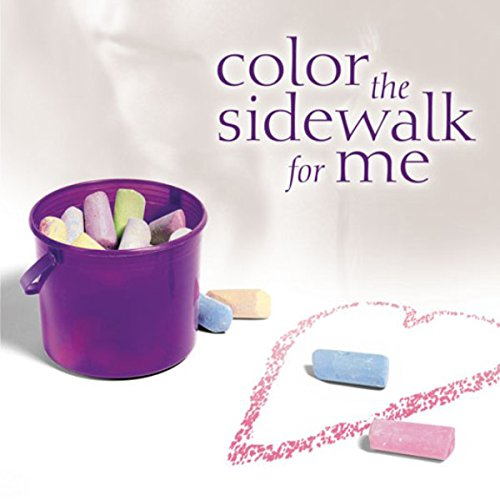 Color the Sidewalk for Me audiobook cover art