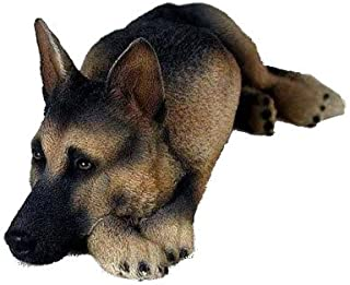 Conversation Concepts German Shepherd Tan & Black My Dog Figurine