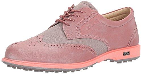 ECCO Damen Womens Classic Golf HYBRID Golfschuhe, Pink (50421PETAL/PETAL Trim), 41 EU