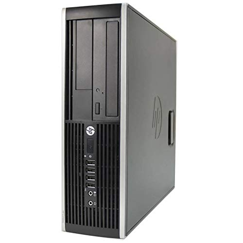 HP PC Compaq 6200 Pro SFF Intel G630 RAM 4Go Disque Dur 250Go Windows 10 WiFi (Reconditionné)
