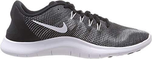 Nike Mens Flex 2018 RN Running Shoes (11) Black/White