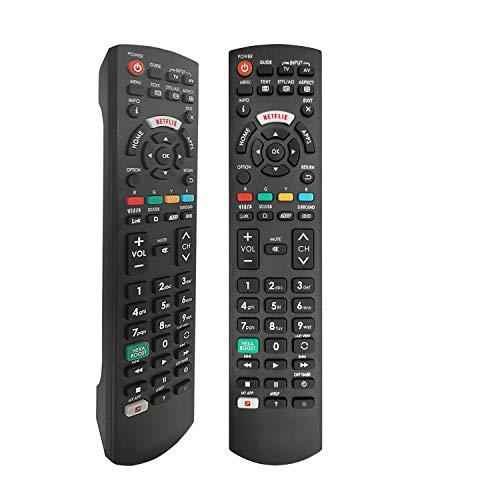 El Nuevo Panasonic Mando a Distancia con Netflix, Home, APPS Botón para Todos los televisores Inteligentes LCD LED 3D HD de Panasonic
