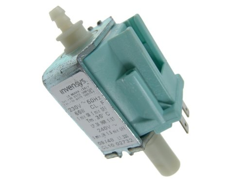 Pumpe EATON - 65 W, Plastik, Anschlussfahnen, Befestigungsplatte