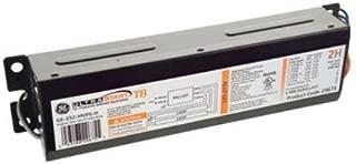 GE Lighting 96720 GE232-MVPS-L 120/277-Volt UltraStart Electronic Fluorescent T8 Programmed Rapid Start Ballast 2 or 1 F32T8 Lamps