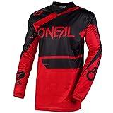 O'NEAL Element Racewear FR Jersey Trikot lang rot/schwarz 2020 Oneal: Größe: M (48/50)