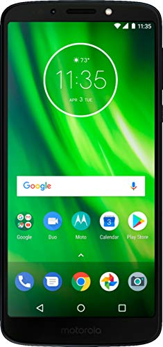 Motorola Moto G6 Play (XT1922-5) GSM Unlocked - 32GB   Deep Indigo (Renewed)