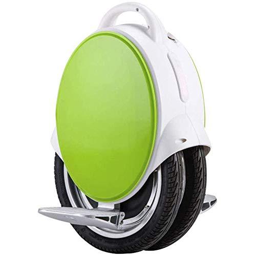 LPsweet Elektro-Einrad, Einrad Selbst Gleichgewicht Einrad Einzelnes Rad Scooter Pedal Konturierte Ergonomischer Sattel Outdoor Sport Fitness Exercise*