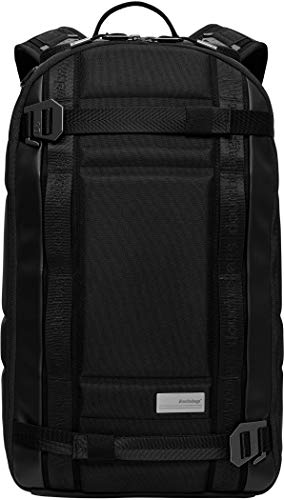 Douchebags Mochila The Backpack, Negro (Black Out), Única
