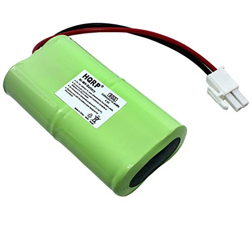 HQRP Battery Works with Mosquito Magnet MM565021 HHD10006 Liberty Plus, Executive Trap, Commander Trap MMBATTERY MM3100 MM3300 MM3400 565-021 H-SC3000X4 S742