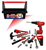 KS Tools 100073 Boîte à outils pour enfant 19 pièces