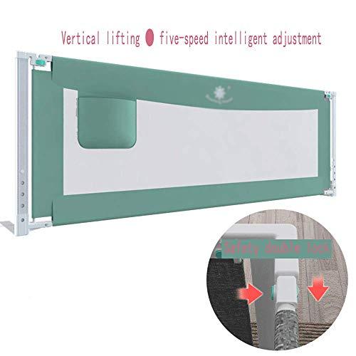 Buy Cheap WEIFAN Green Bedside Infant Shatter-Resistant guardrail Baffle Universal Railing - Double ...