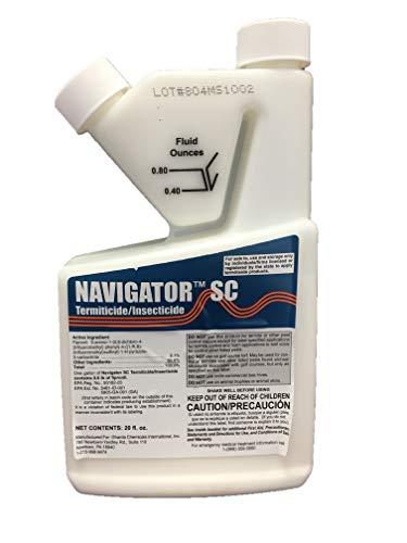 Navigator SC 20 oz Termiticide Fipronil 9.1% (Generic Termidor, Taurus SC)