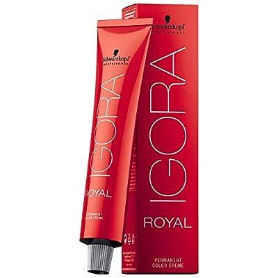 Schwarzkopf - Igora Royal Permanent Hair Color 4-0 Medium Brown 2.1 oz.