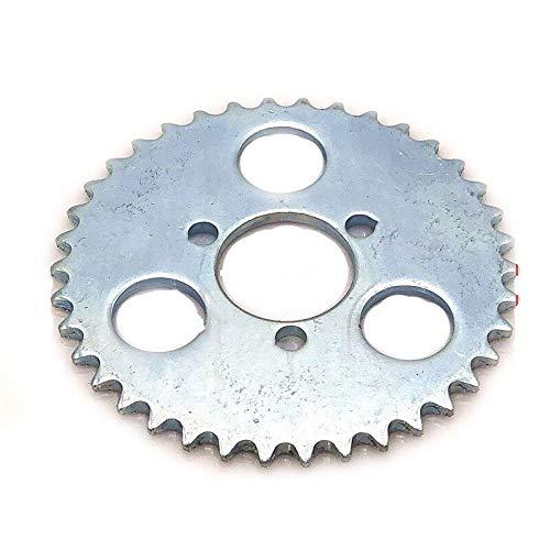 Pignoni 38 44 54 64 74 Tooth 38T 44T 54T 64T 74T T8F 35MM Corona Mini Moto Quad ATV Dirt Pit Pocket Bike Cross 47cc 49cc Parts (Color : T8F 38T 29MM)