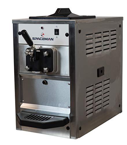 New Spaceman 6210 Countertop Ice Cream Machine