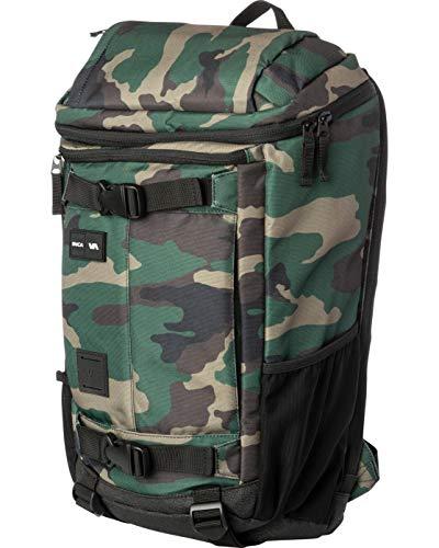 RVCA Herren Voyage Backpack III Rucksäcke, Camouflage, Einheitsgröße