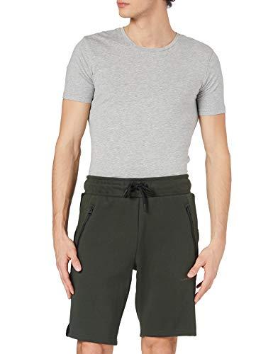 Superdry Mens URBAN TECH Shorts, Surplus Goods Olive, L