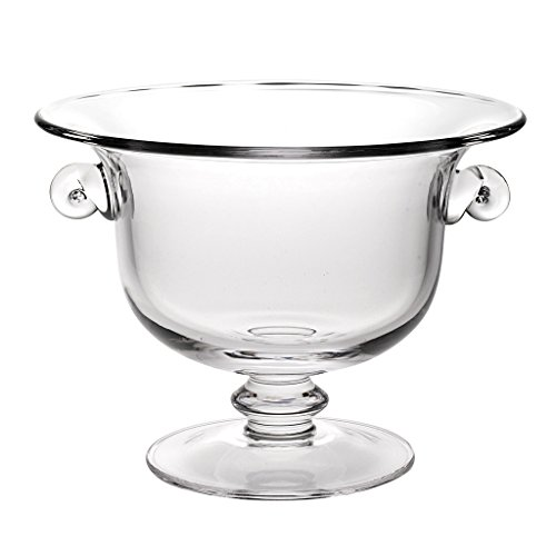 "Badash - Champion European Mouth Blown Crystal 11"" Trophy, Punch Bowl or Fruit Bowl"