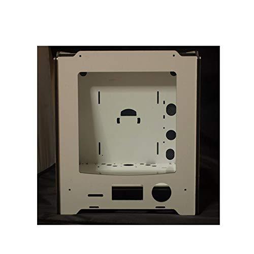 Ultimaker 2 Go! 3d printer frame 6mm thickness assemble
